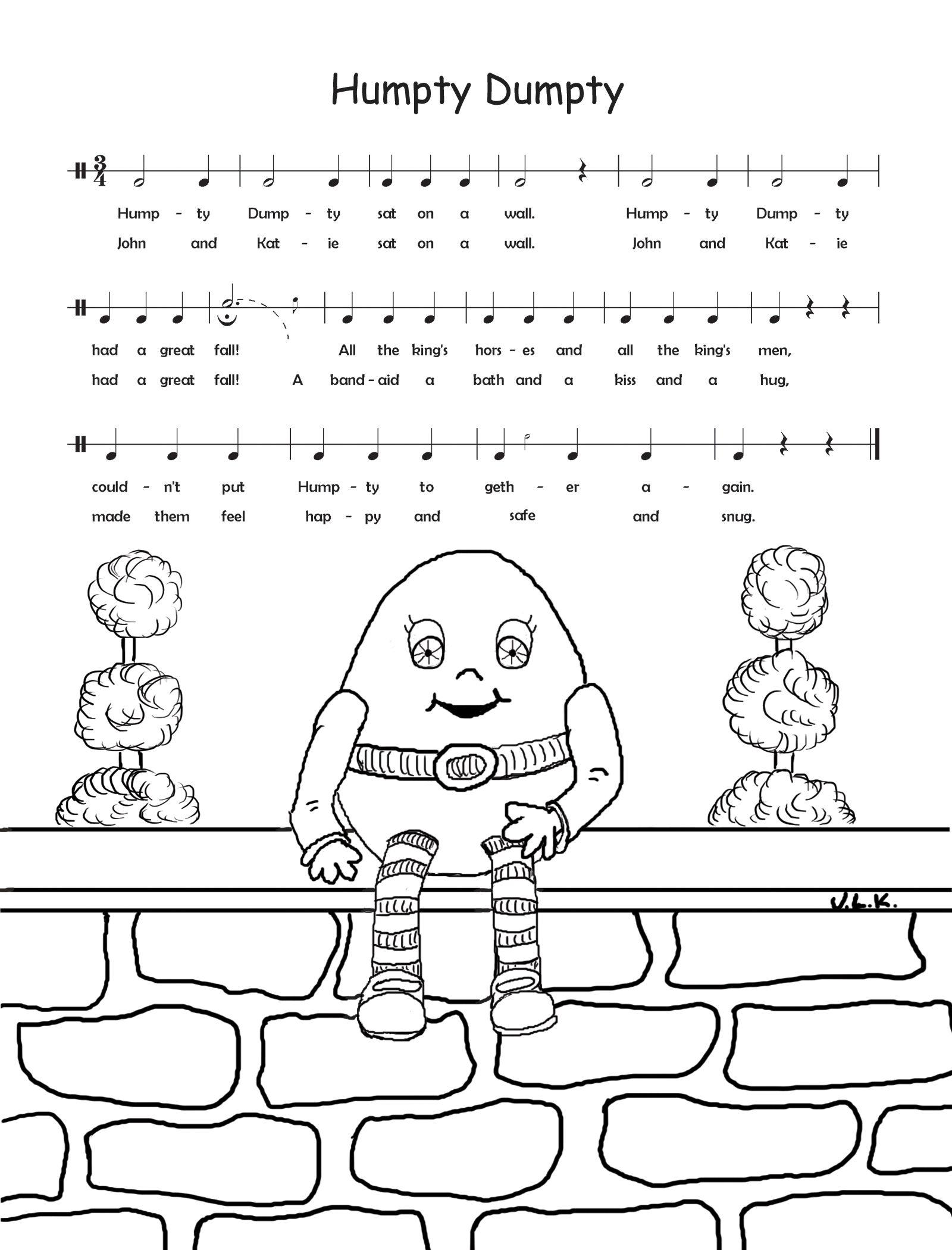 Free Downloadable Coloring Pages | Catholic Music for Kids